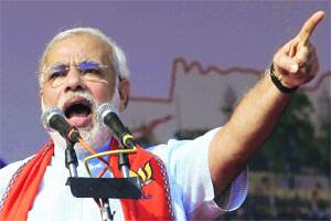 Centre running parallel govts through Raj Bhavans,says Modi
