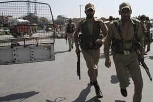 Kashmir gunbattle enters fourth day; jawankilled