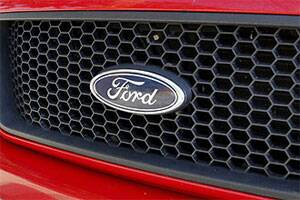 Ford sales up 9.45 per cent in Sept