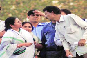 Chhatradhar's wife & Co denied audience with Mamata