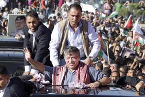 Jordan's king to give lawmakers a say inCabinet