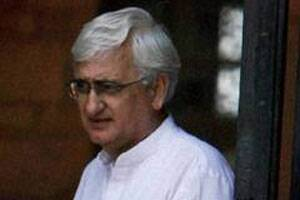 Quota for Muslim OBCs soon: Khurshid