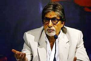 Big B plans charity concert for families of policeofficials