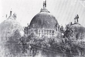 On Babri day,economics,equity take stage,mosque in thewings