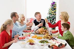 Kids prefer family time to gifts inChristmas