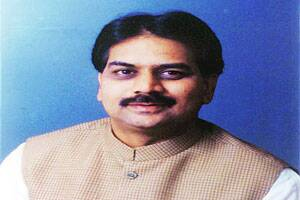 Harshvardhan Patil quits Congress, Harshvardhan Patil joins BJP, Ganesh Naik, Maharashtra Assembly polls, Maharashtra news, Congress-NCP