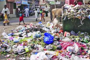 Garbage dumping to restart today
