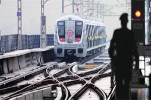 Police hurdle in way,Metro depot plan goes off track