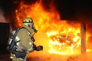Rash of arson fires reported across LosAngeles