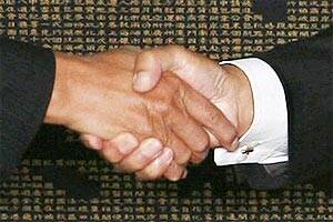 What your handshake says about you