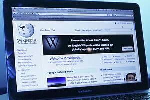 Wikipedia editors question site's planned blackout