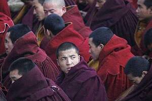 China police fires on Tibetans,3 killed: report