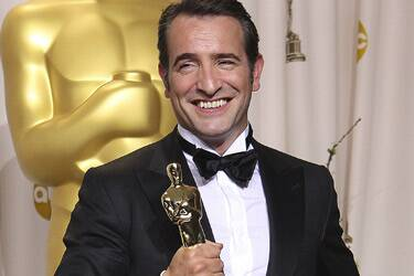 Jean Dujardin wins Best Actor Oscar for The Artist