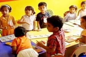 Nursery admissions: Over 73k applications for 23K seats under EWS category