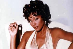 Queen of pop music,Whitney Houstondead