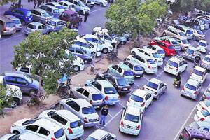 Parking rates in Delhi likely to goup