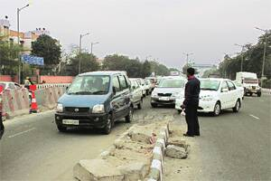 Don't blame us,motorists must be more careful:PWD
