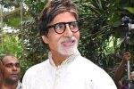Amitabh Bachchan says he would miss the 'gentle care' of medical staff
