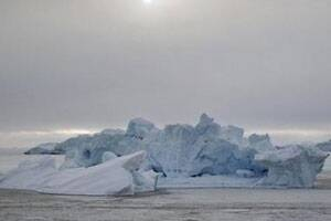 Greenland icesheet more vulnerable than thought