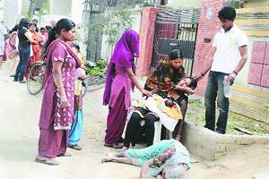 Woman,daughter-in-law beaten to death withbat