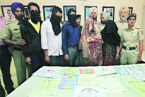 Police bust another fake degree racket,nab5