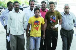 Two arrested for Maninagar ATM theft