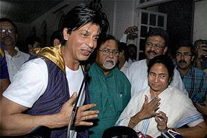 SRK to shoot this month for 'Beautiful Bengal'campaign