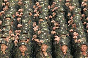 North Korean army vows to turn Seoul to ashes