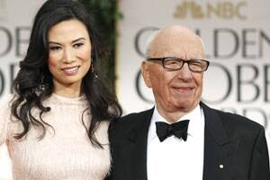 Our business will emerge stronger,Murdoch to Britishstaffers