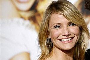 I love getting older: Cameron Diaz