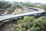 Sound barriers at Suman Nagar,Navghar flyovers