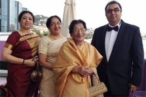 Cannes diary 3: Kalpana's journey to France