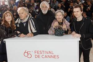 Cannes diary 6: Every element inplace