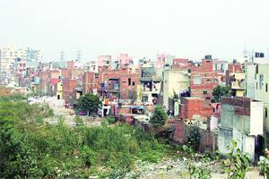 Unauthorised colonies should pay house tax,MCD writes toL-G