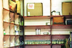Jan Aushidhi stores continue to suffer,so dopatients,kin