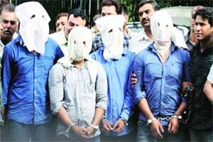 Four held for attempting to kill MLA BharatSingh