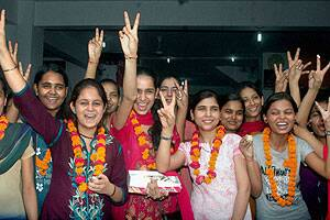 UP board: Girls outperform boys in class 12th results