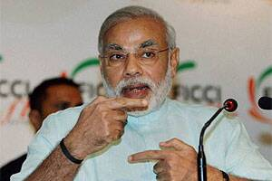 Joshi exits BJP in war withModi