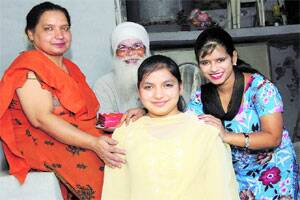 PSEB Class X exams: Electrician daughter  stands 2nd instate