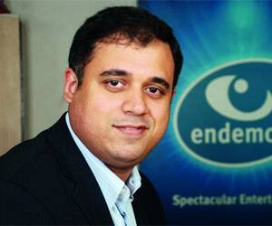 Endemol India announces newstructure