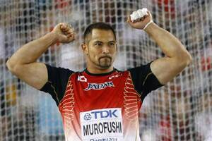 New age Man of Iron,Murofushi aims high in London