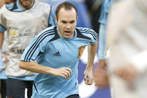 Spain have learned to win the hard way:Iniesta