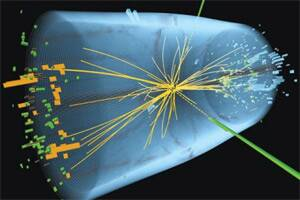 God particle-Higgs&Bose in Higgs Boson