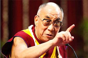 Dalai Lama takes a neutral stand aboutimmolations