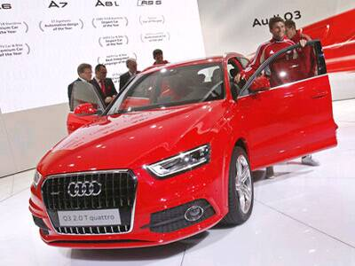 Audi Q3 test drive: A possible chartbuster