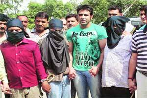 Abducted PCRA official back home,threeheld
