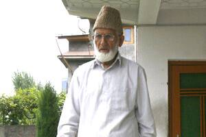 Geelani on payroll of Pak's ISI: NC leader