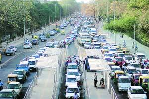 Confusion over BRT,Sheila puts 14 projects on hold