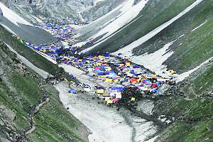 Poorly-clad pilgrims fall by yatra wayside: 'Nobody asked us for medical certificates'