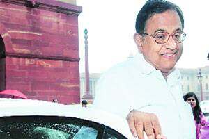 After 3½ yrs,Chidambaram back home toFinMin